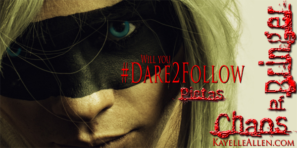 Using Cookies - Do you dare to follow Pietas #Dare2Follow @kayelleallen