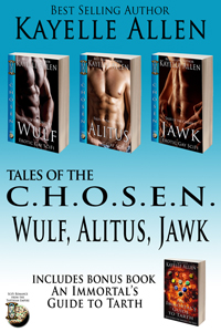 Tales of the Chosen Boxed Set