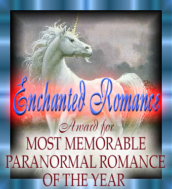Most Memorable Paranormal Romance 2005 - At the Mercy of Her Pleasure