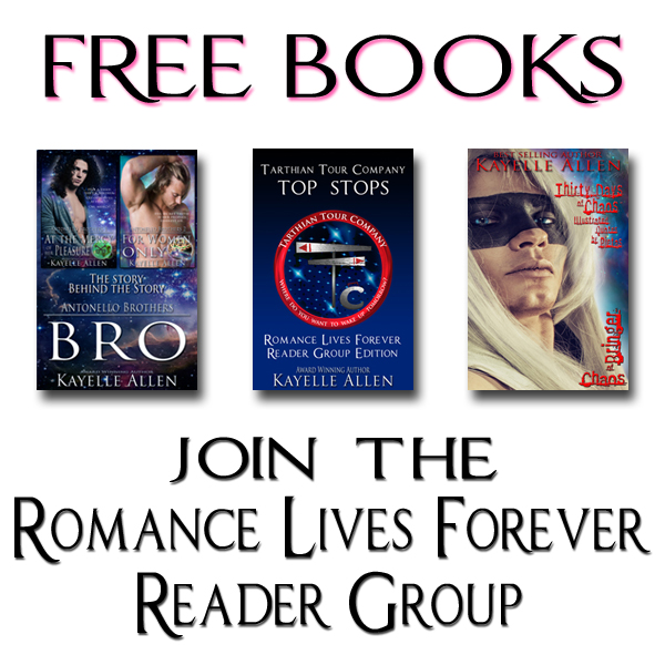 free books by Kayelle Allen
