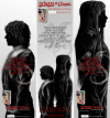 Download free printable #scifi bookmarks www.kayelleallen.com/chaos-origin #ChaosIsComing @kayelleallen