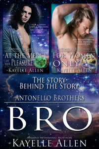 BRO - The Story Behind the Story