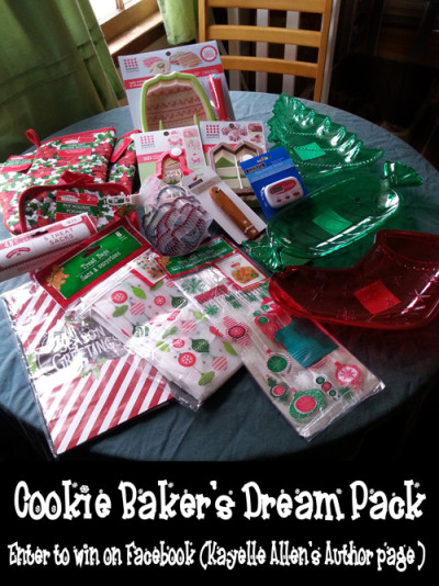 Cookie Baker's Dream Pack