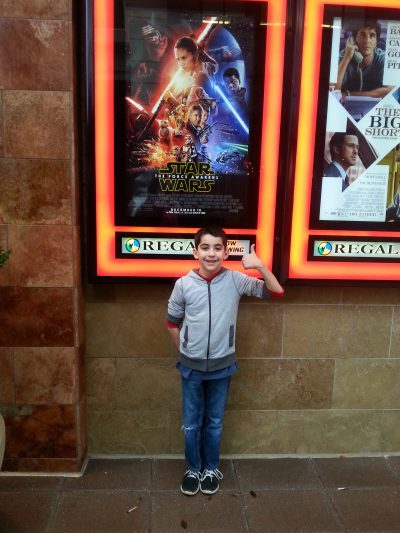 StarWars with Mikey