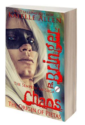 Mask? Hey, Bringer of Chaos. What's up with that? #scifi