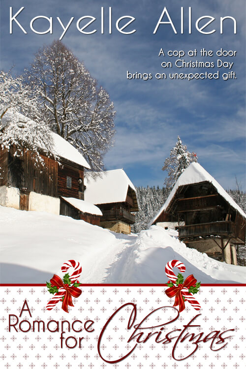 A Romance for Christmas by Kayelle Allen #contemporary #romance