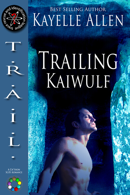 Trailing Kaiwulf by Kayelle Allen #scifi