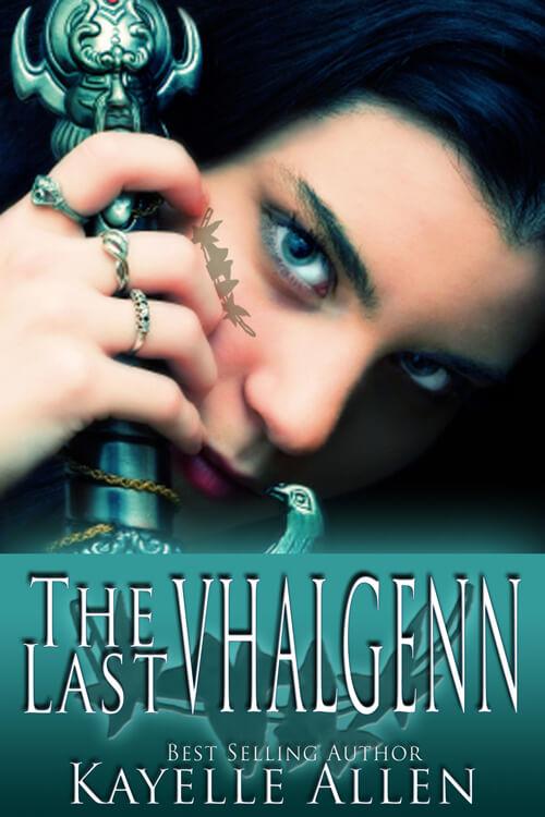 The Last Vhalgenn #scifi #fantasy by Kayelle Allen @kayelleallen