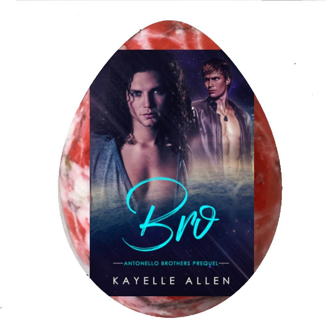 Bro by Kayelle Allen | #PMInc Cover Hunt