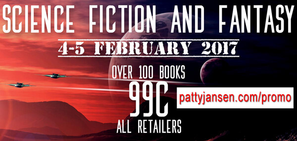 Like #Scifi Books? More than 100 #99cents each (Feb 4-5) @kayelleallen
