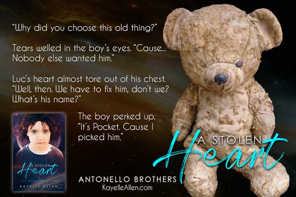 Review A Stolen Heart, please? A heart-warming and humorous space opera #SciFi #SpaceOpera