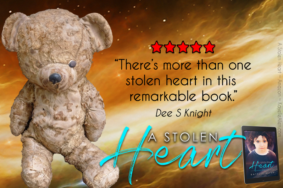 #SciFi novel A Stolen Heart gets a review or two #BookReview #MFRWorg #MFRWhooks