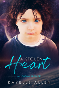 Luc must plan how to right a wrong #Excerpt A Stolen Heart #SciFi #MFRWhooks