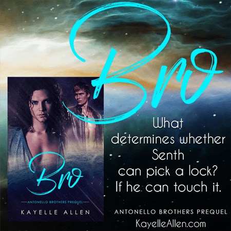 Please review Bro, a #SciFi short by Kayelle Allen #Netgalley #MFRWhooks
