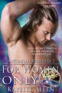 There's a price for knowing his father's name #scifi #romance @kayelleallen