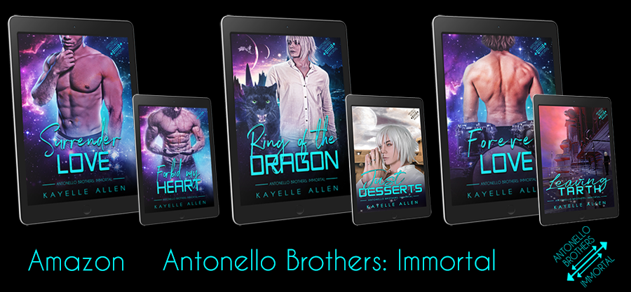 Antonello Brothers: Immortal