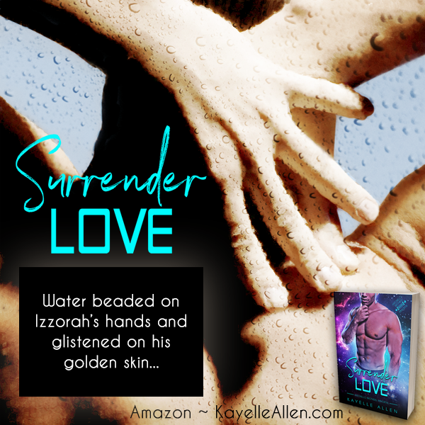 Surrender Love #1 in the Antonello Brothers: Immortal series  #PietasFans #SciFi