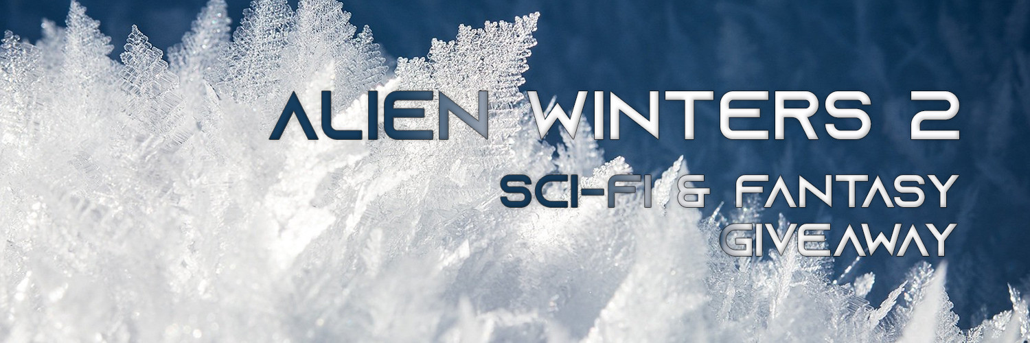 Join multiple authors for a Science Fiction and Fantasy Book Fair. All books are $0! #AlienWinters #SciFi Hosted by @orbithammer