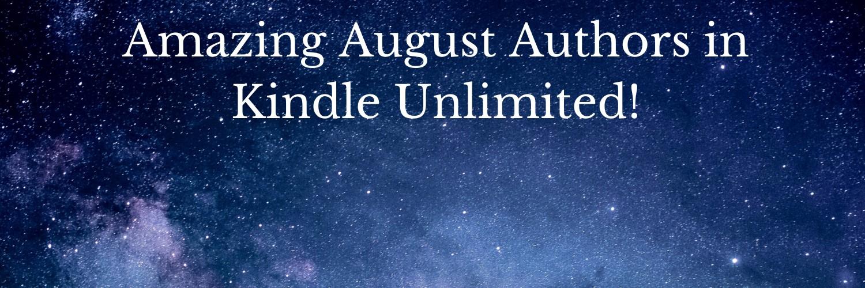 Amazing Authors in Kindle Unlimited #KU #SciFi #Romance #Books