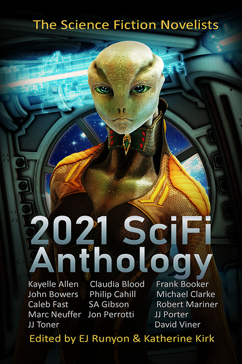 2021 SciFi Anthology - Kayelle Allen et. al