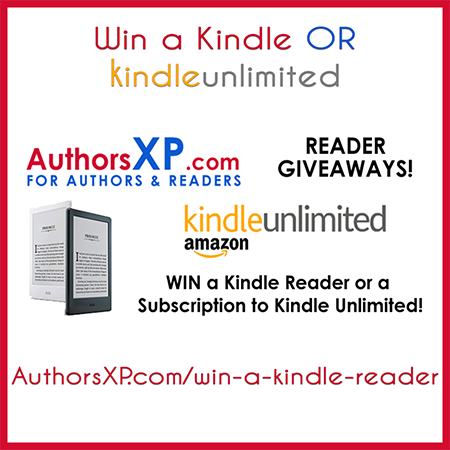 Win a Kindle reader or a subscription to Kindle Unlimited