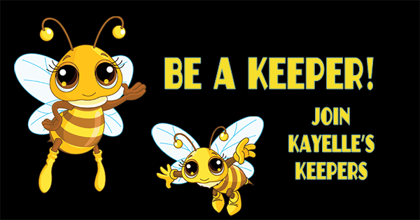 Come be a Keeper with Kayelle's Keepers - Fun Facebook Group #Read #Books