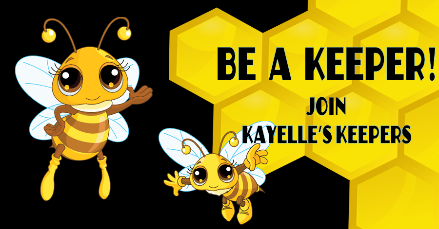 Are you a Keeper? Join Kayelle's Keepers - Fun Facebook Group #Read #Books