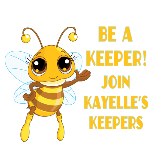 Join Kayelle's Keepers - a fun Facebook group