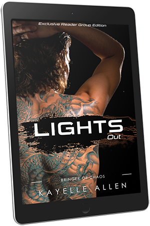 Lights Out: Bringer of Chaos by Kayelle Allen