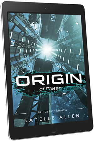 Origin of Pietas: Bringer of Chaos #SpaceOpera #SciFi