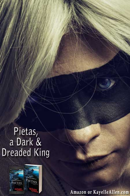 Fighting the Dark and Dreaded King #SpaceOpera #Pietas #MFRWhooks