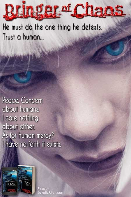 Pietas: Embrace pain. Make it your lover. Make it your own #SciFi #MFRWhooks