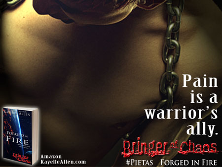 What king is spooked by a lingering memory #Pietas #SciFi #MFRWhooks @KayelleAllen