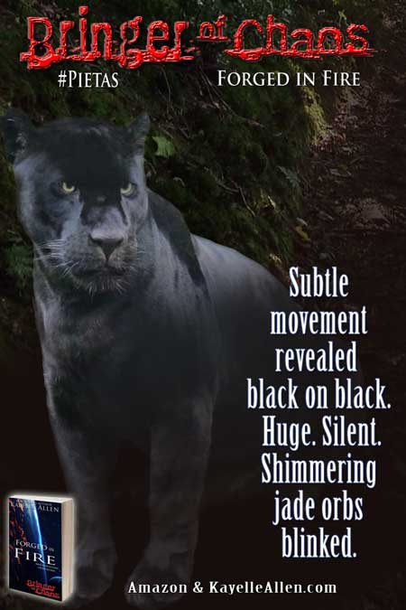 A ginormous, telepathic panther and an immortal king. What's not to love? #FreeBook #SpaceOpera #SciFi