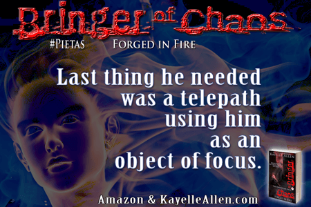 Unwanted Attention from a Telepath #SciFi #Pietas #MFRWhooks