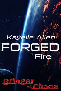 Bringer of Chaos, a Science Fiction and Space Opera series
