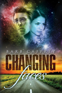Changing Faces by Barb Caffrey @BarbCaffrey #video #LGBT #scifi