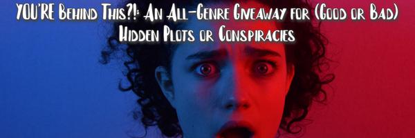 Hidden Plots and Conspiracies #UrbanFantasy #Mystery #Romance #SciFi #Suspense