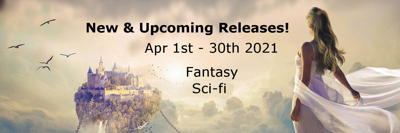 Book Fair: All new releases in SF/F books #Fantasy and #SciFi #NewRelease