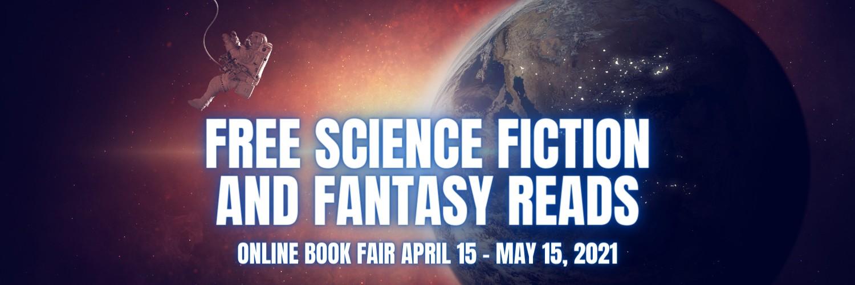 Read some SF/F books for zero dollars #FreeBooks #BookFair #SciFi