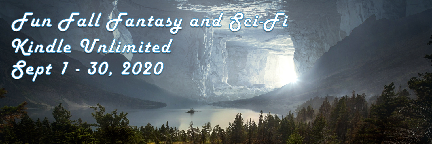 Wanna read some books? Check out Fun Fall #Fantasy and #SciFi in #KindleUnlimited