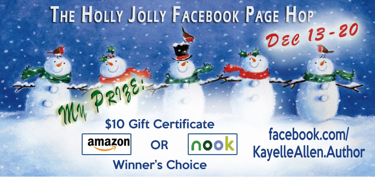 Looks like a Holly Jolly Hop #recipe #giveaway @kayelleallen