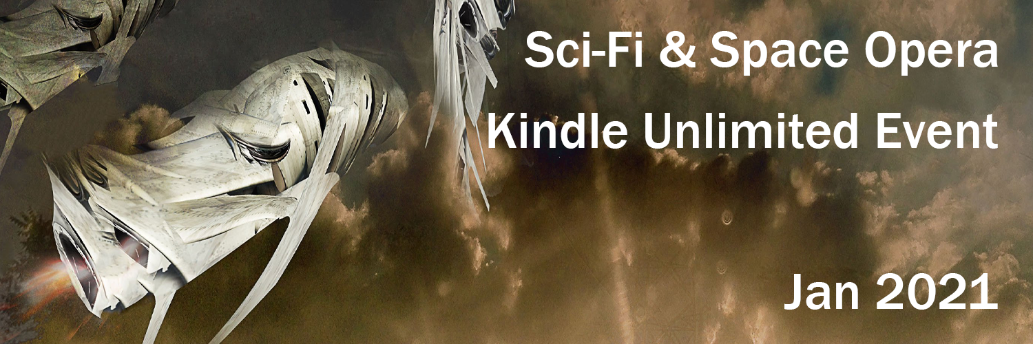 Join multiple #SF authors for a Kindle Unlimited #SciFi event #KU