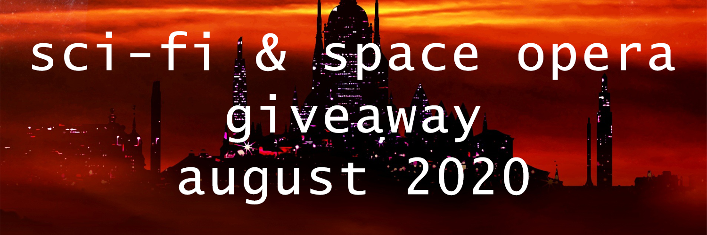 Book Fair: Sci-Fi & Space Opera Giveaway #SciFi #Dystopian #SpaceOpera