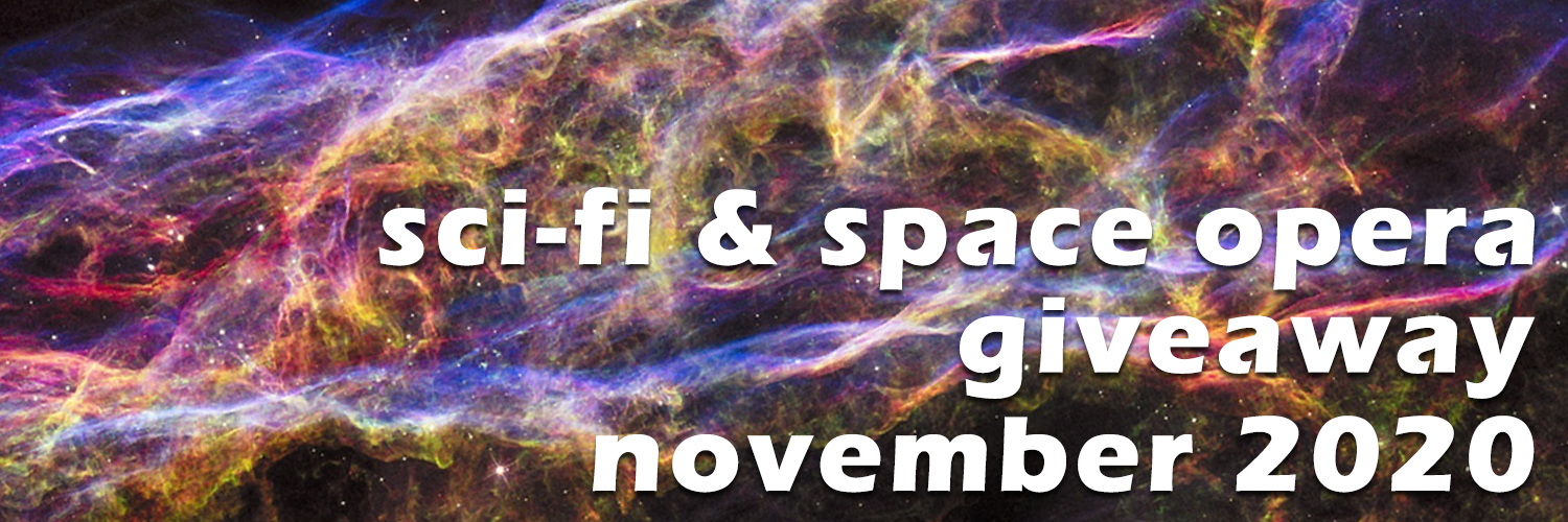 Join multiple #SF authors for a giveaway of #SciFi and #SpaceOpera books all during November