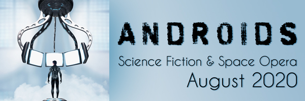 Androids in Sci-Fi, Space Opera and Cyberpunk #SciFi #SpaceOpera #Cyberpunk