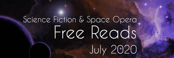 Free Sci-Fi and Space Opera Books - Huge multi-author giveaway #SciFi #SpaceOpera