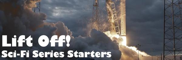 Book Fair for SciFi fans! Explore the new year with series starters #SciFi #Space-Opera #Futuristic #AlienInvasion #BountyHunters