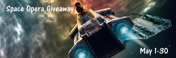 Like to read Space Opera? How about some for free? Check out this giveaway! #Read #SpaceOpera #Giveaway