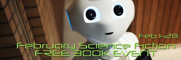 February Sci Fi Free Book Event #SciFi #FreeBooks